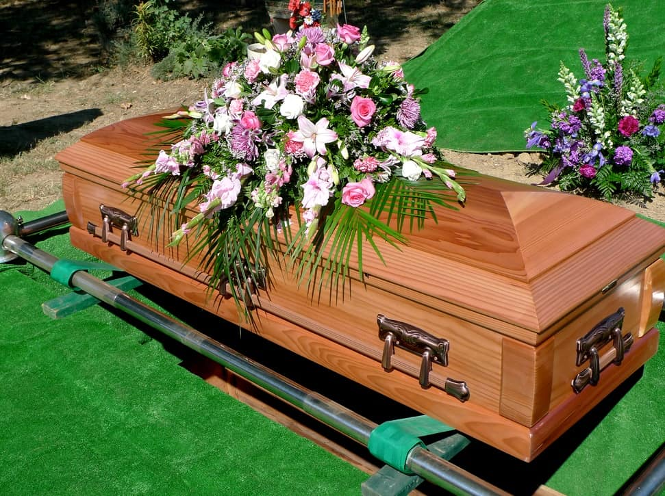 average funeral costs