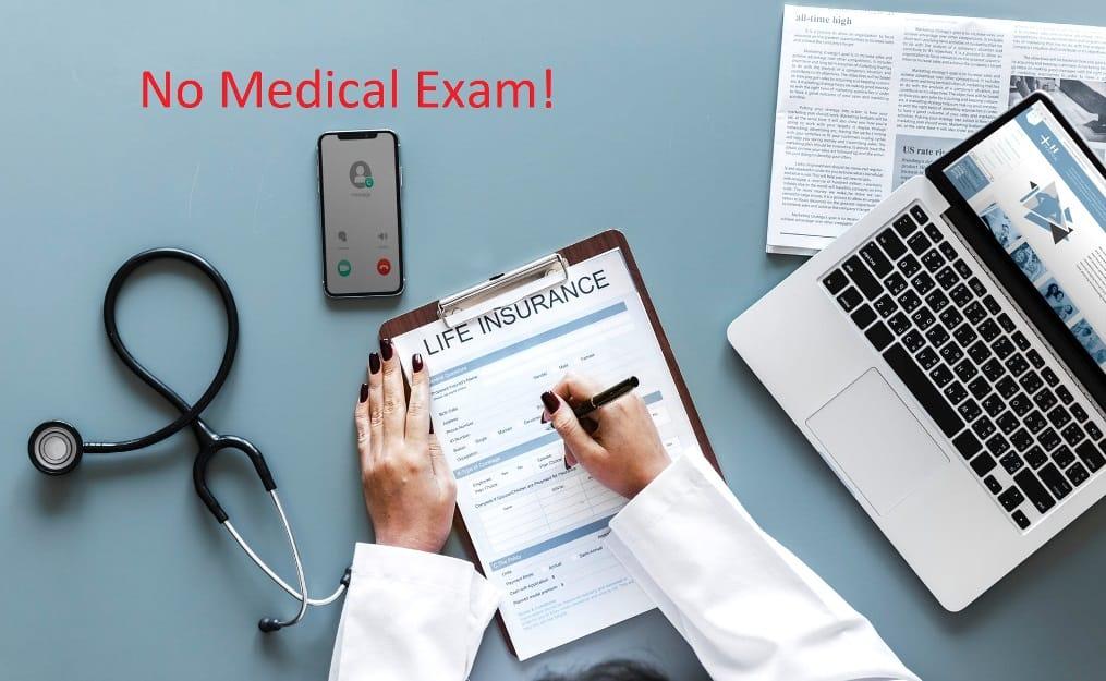 no medical exam life insurance over 75